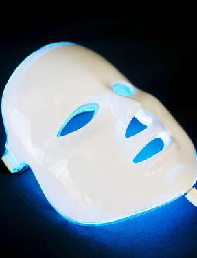 LED Maske Barfuß-Fußpflege