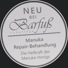 Barfuß-Fußpflege Manuka